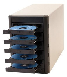 Picture of Microboards Multiwriter BD Tower 5 gravadores
