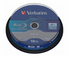 รูปภาพของ Verbatim Blu-Ray Rohlinge BD-R 25GB (1-6x) in 10er Cakebox